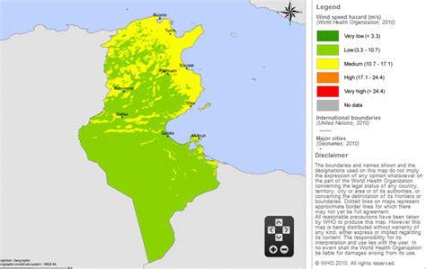 wwwmappinet maps  countries tunisia
