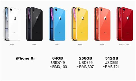 apple announces lower priced iphone xr liveatpc home of pc malaysia