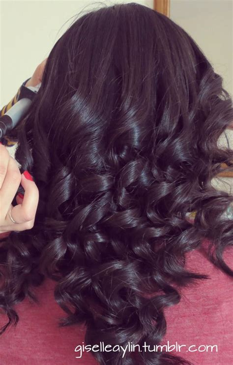 cute wand hairstyles curls with a curling wand want someone to do this to my