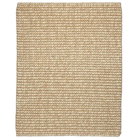 Large Jute Area Rugs The Neutral Color Of This Large Wool And Jute Rug Makes It The Ideal Floor Covering For Any Room