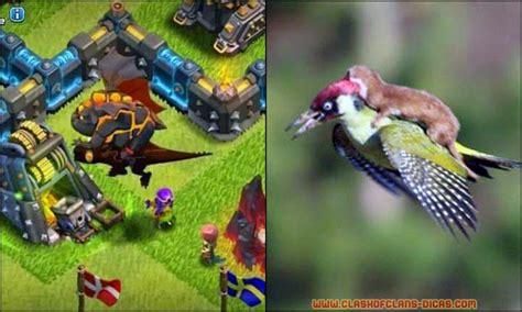 imagenes ocultas de clash of clans tcoc humor clash of clans 1