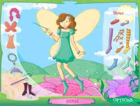 free kid games rainbow magic create fairy