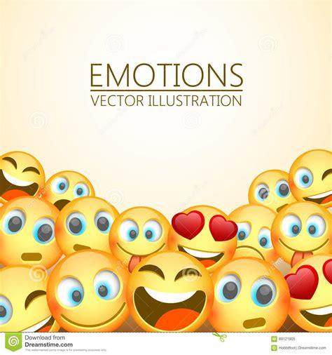 imagenes de emoji para fondo amarillo moderno que r 237 e tres emoji emociones fondo