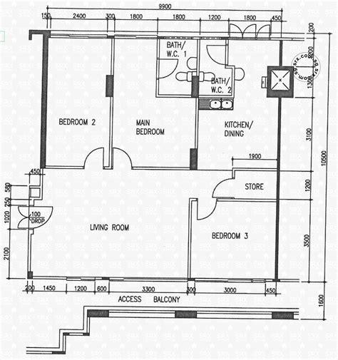 hdb floor plans pasir ris drive 4 hdb details srx property
