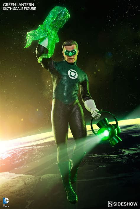 Green Latern Dc Comic dc comics green lantern sixth scale figure by sideshow