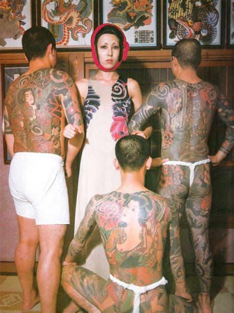 yakuza tattoo skin issey miyake 1970s east westtattoo collection issey