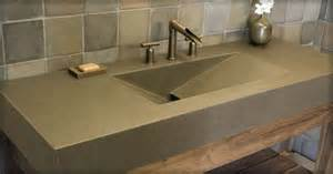 cement bathroom sinks polished concrete sink