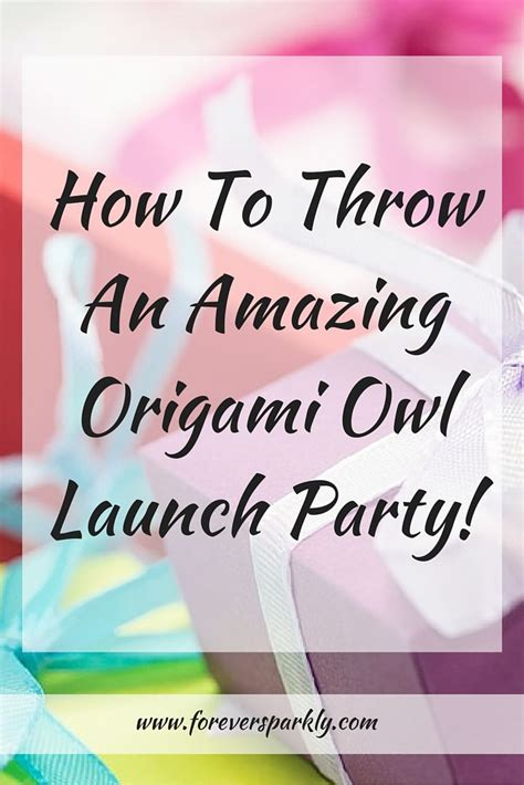 Origami Owl Launch - 5 secrets to rock your direct sales