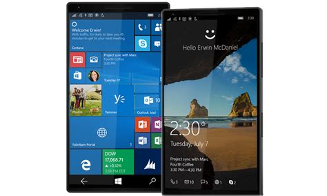 app per windows mobile windows 10 mobile gets support for x86 intel cpus a