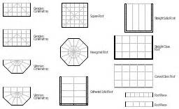 Conservatory Floor Plans by Design Elements Sunrooms
