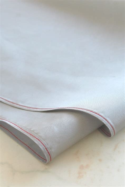 Lightweight Fabric For Curtains How To Hem Lightweight Fabrics