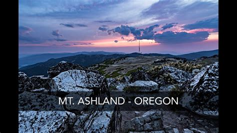 Ashland Oregon Mba Rating by Sunset Photography On Location Mt Ashland Oregon