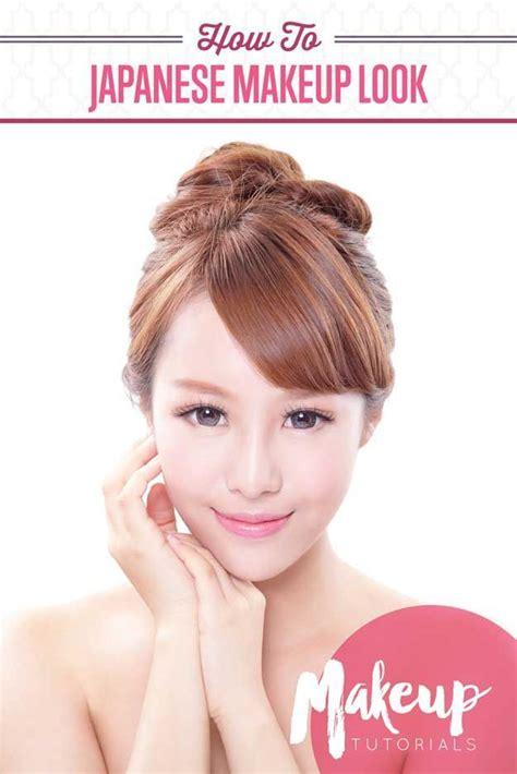 japanese makeup tutorial natural look makeup tutorials makeup tips video tutorial japanese