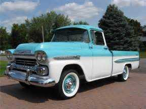 1959 Chevrolet Apache Fleetside 1959 Chevrolet Apache Fleetside 79266