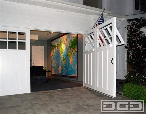 Swing Up Garage Door by Swing Out Carriage Doors For Garage Door Conversions Are