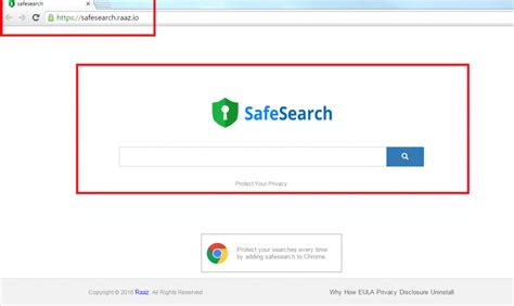 safesearch net browser hijacker installer sle 2 remove safesearch raaz io