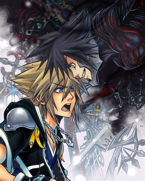 kingdom hearts vanitas light and darkness sora quot your done for this ends now