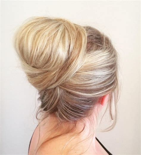 updo hairstyles everyday 27 trendy updos for medium length hair updo hairstyle