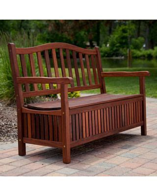 Bench Storage Outdoor How To Find The Best Outdoor Furniture For Your Yard