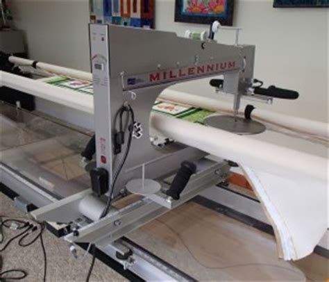 Apqs Quilting Machine For Sale by This Sale Is Upgrade Your Apqs Ultimate 1 To A Millennium The Top Quilting Studio