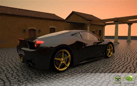 nvidia design garage car 3 wallpaper demos wallpapers and screensavers nvidia cool stuff