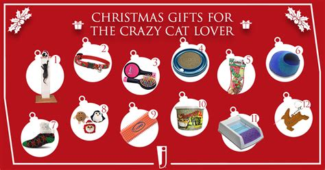 10 Gifts 20 For The Cat Lover by Purrfect Gifts For Cat Jeffers
