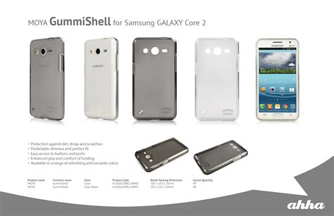 ahha and cover moya gummishell samsung galaxy note 4 original solution