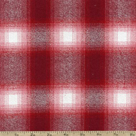 plaid flannel fabric images