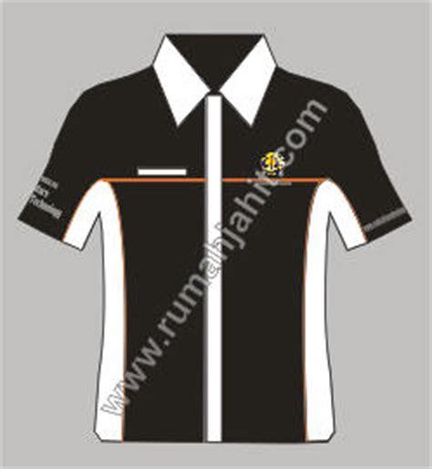 Kaos Satpam Logo Kombinasi Warna design seragam praktek mitra pengadaan seragam no 1 di