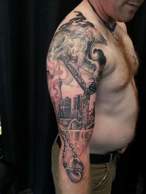 downtown tattoo the coolest downtown toronto tattoos inspirations
