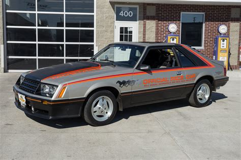1979 ford mustang pace car 1979 ford mustang pace car post mcg social