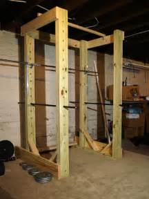 Home Made Rack by Wooden Power Rack For Outdoor Diynot Forums