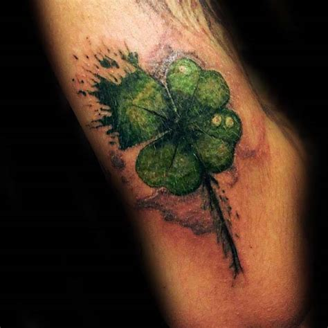 watercolor tattoo ireland 70 tattoos for ireland inspired design ideas