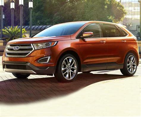 2017 Ford Edge by 2017 Ford Edge Release Date Interior New Equipment