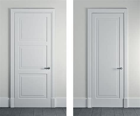 lualdi porte porta design con stipite in legno lualdi spa