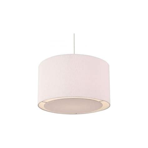 Non Electric Ceiling Lights Endon 96043 Wh 1 Light Modern Non Electric Ceiling Pendant White