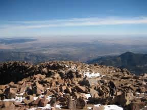 To Colorado Springs File Colorado Springs From Pikes Peak Nov 2010 Jpg