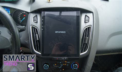 ford focus iii   android  dash car stereo navigation head unit smarty trend info