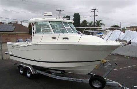 striper boats for sale california striper 270 wa boats for sale in california