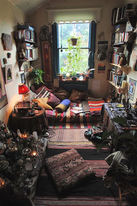 hippie rooms boho she s got plenty