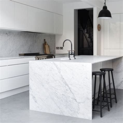 carrara marble kitchen island countertop vanity top bianco carrara white kitchen