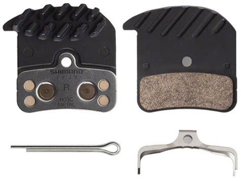 Brake Shimano Zee shimano h03c metal zee brake pad jenson usa