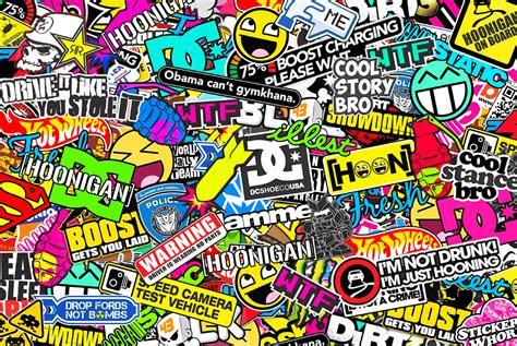 stickerbomb sticker bomb wallpaper sticker bomb stickers