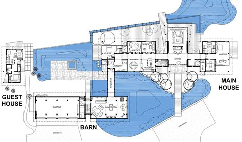 how to design home layout eha family trust residence in wilson wyoming