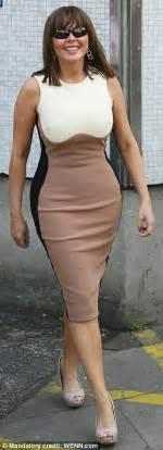 Dotty Carol Maxi lulah stella mccartney optical illusion dress who