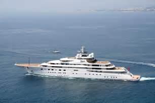 Al Said Yacht Interior Luxury Superyacht Topaz In Nice Photo Credit Ian Bugby