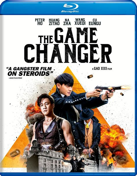 film blu usa the game changer blu ray dvd well go usa
