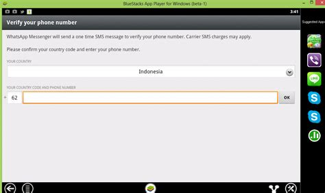 02 Iphone Dan Semua Hp install whatsapp di pc