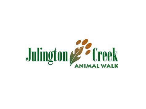 logo design jacksonville fl julington creek animal walk logo design in jacksonville fl