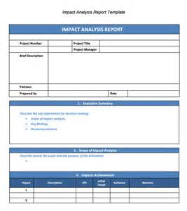 Safety Analysis Report Template by Sle Analysis Report Template 9 Free Document In Pdf